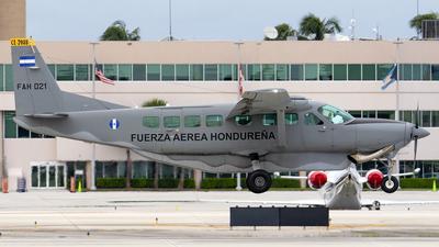 A picture of FAH021 - Cessna 208B Grand Caravan EX - [208B5461] - © Nelson Mejia
