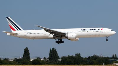 F-GSQO - Boeing 777-328ER - Air France