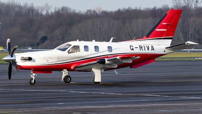 G-RIVA - Socata TBM-850 - Private
