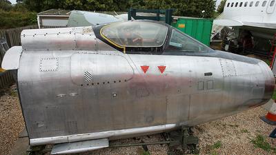 ZF582 - English Electric Lightning F.53 - United Kingdom - Royal Air Force (RAF)