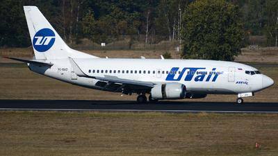VQ-BAD - Boeing 737-524 - UTair Aviation