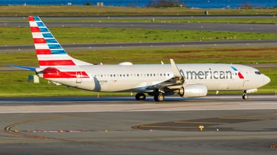 A picture of N965NN - Boeing 737823 - American Airlines - © Christopher M. Owens