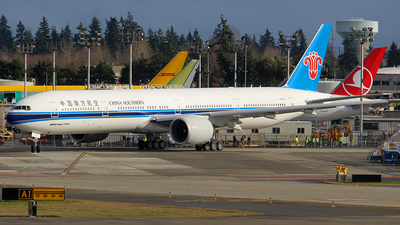 N5511Y - Boeing 777-31BER - China Southern Airlines