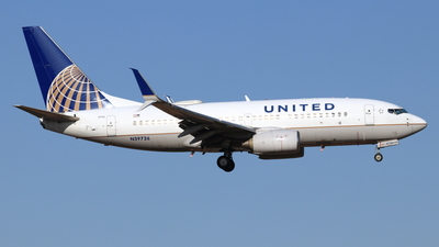 A picture of N39726 - Boeing 737724 - United Airlines - © NRT Spotter