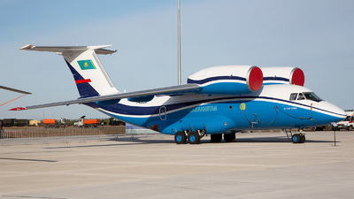 74002 - Antonov An-74T - Kazakhstan - Border Guard
