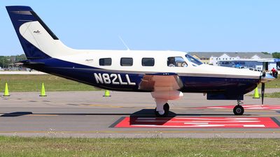A picture of N82LL - Piper PA46350P Malibu Mirage - [4636289] - © Sergio Mendes