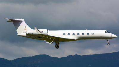 VP-CGI - Gulfstream G550 - Private
