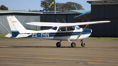 ZS-PHN - Cessna 172F Skyhawk - Westline Aviation