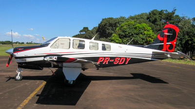 PR-SDY - Beechcraft A36 Bonanza - Private