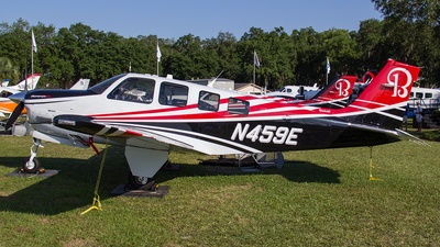 N459E  - Beechcraft G36 Bonanza - Beechcraft Corporation