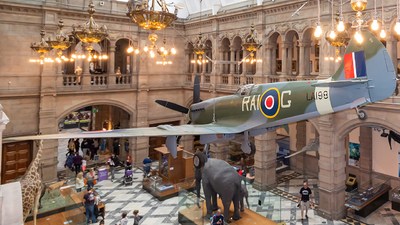 LA198 - Supermarine Spitfire - United Kingdom - Royal Air Force (RAF)