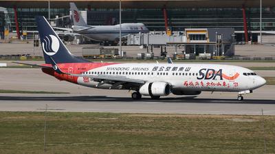 B-1982 - Boeing 737-85N - Shandong Airlines