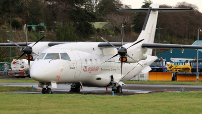 A picture of GCCGS - Dornier 328110 - Loganair - © Nathan McRither