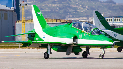 8807 - British Aerospace Hawk Mk.65A - Saudi Arabia - Air Force