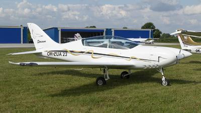 OK-ZUA 23 - TL Ultralight Stream - Private