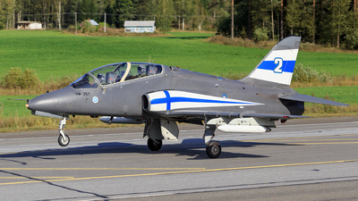 HW-357 - British Aerospace Hawk Mk.51A - Finland - Air Force