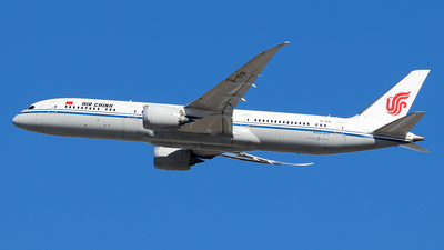 B-1591 - Boeing 787-9 Dreamliner - Air China