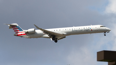 A picture of N246LR - Mitsubishi CRJ900LR - American Airlines - © Jeremy D. Dando