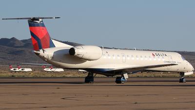 N569RP - Embraer ERJ-145LR - Delta Connection (Shuttle America)