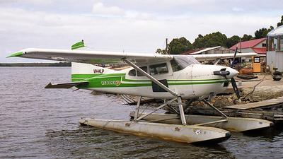 VH-KLP - Cessna A185F Skywagon - Wilderness Air