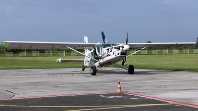 D-FEJE - Pilatus PC-6/B2-H4 Turbo Porter - Private
