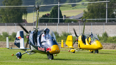 D-MRBX - Autogyro Europe MT-03 Eagle - The Flying Bulls