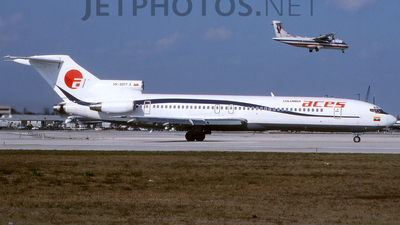 HK-3977X - Boeing 727-277(Adv) - ACES Colombia