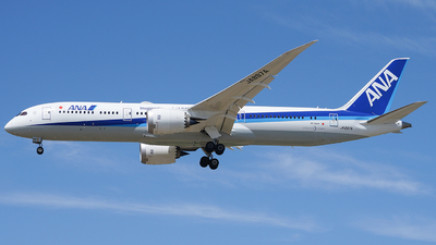 JA897A - Boeing 787-9 Dreamliner - All Nippon Airways (ANA)