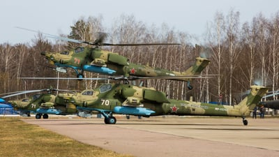 RF-95346 - Mil Mi-28N Havoc - Russia - Air Force