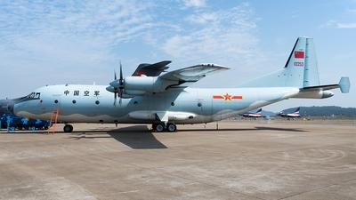 10253 - Shaanxi Y-9 - China - Air Force