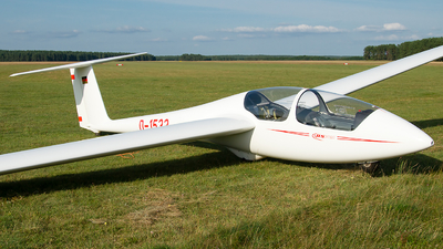 D-1533 - Schleicher ASK-21 - Private