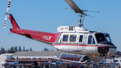 A picture of CGPWT - Bell 205A1 - [30231] - © Logan m