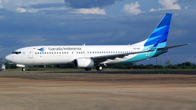 PK-GEP - Boeing 737-8AS - Garuda Indonesia