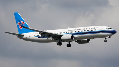 B-1363 - Boeing 737-81B - China Southern Airlines