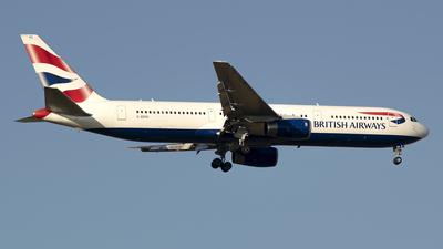 G-BZHC - Boeing 767-336(ER) - British Airways