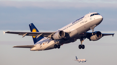 A picture of DAIQW - Airbus A320211 - Lufthansa - © Steffen Müller
