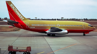 N23SW - Boeing 737-2H4(Adv) - Southwest Airlines