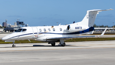 A picture of N1873 - Embraer Phenom 300 - [50500348] - © James Rowson