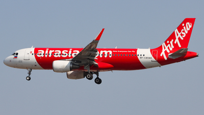 A picture of RPC8948 - Airbus A320216 - AirAsia - © Ayase Yukari