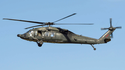 FAC4106 - Sikorsky UH-60A Blackhawk - Colombia - Air Force