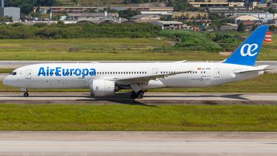 EC-NBX - Boeing 787-9 Dreamliner - Air Europa
