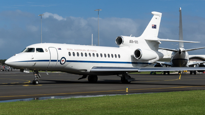 A56-003 - Dassault Falcon 7X - Australia - Royal Australian Air Force (RAAF)
