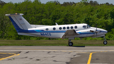 N84CQ - Beechcraft 200 Super King Air - Private