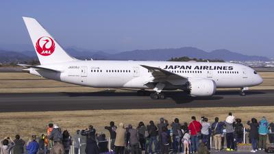 A picture of JA839J - Boeing 7878 Dreamliner - Japan Airlines - © Watatomo