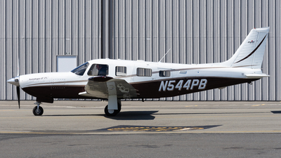 A picture of N544PB - Piper PA32R301T - [3257238] - © Taylor Kim