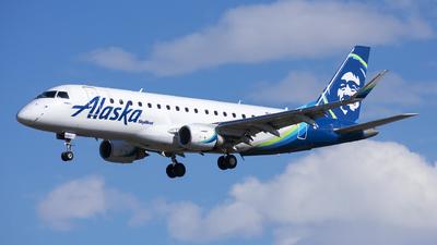 N188SY - Embraer 170-200LR - Alaska Airlines (Skywest Airlines)