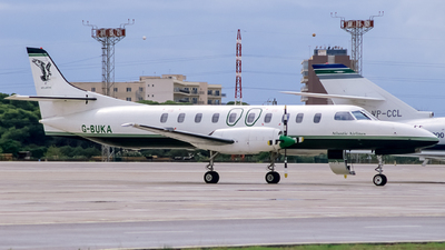 G-BUKA - Fairchild SA227-AC Metro III - Atlantic Airlines