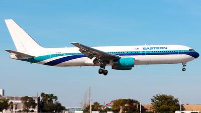 N706KW - Boeing 767-336(ER) - Eastern Airlines