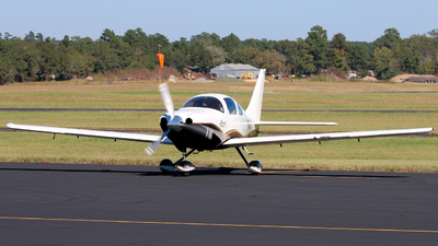 N51GK - Lancair LC41-550FG Columbia 400 - Private