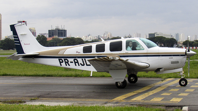 PR-AJL - Beechcraft A36 Bonanza - Private